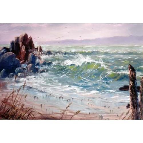 3319 OCEAN WAVES