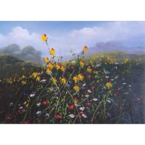 8915 FIELD OF FLOWERS