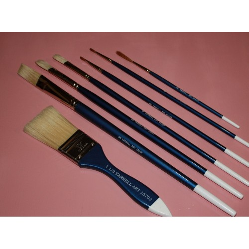 Oil Painting Brush Set